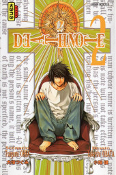 Death Note -2- Tome 2