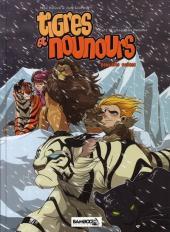Tigres et nounours -3- L'Attaque des Bestioles