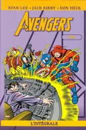 Avengers (The) (L'intégrale) -2- L'intégrale 1965