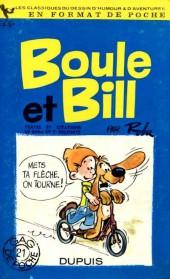 Boule et Bill - Tome HS01