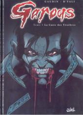 Garous -1- La caste des ténèbres