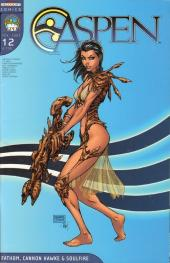 Aspen Comics -12- Fathom, Cannon Hawke & Soulfire