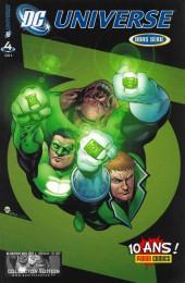 DC Universe (Hors série) -4- Le Corps des Green Lantern : Recharge