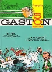 Gaston (Hors-série) - Gaston 50 - 1957 -> 2007
