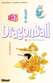 Dragon Ball (albums doubles) -9- Sangohan