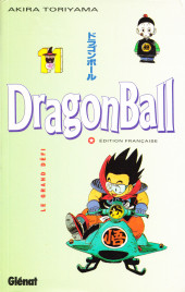 Dragon Ball (albums doubles) -11- Le Grand Défi