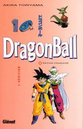 Dragon Ball (albums doubles) -16- L'Héritier