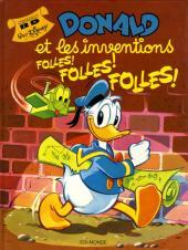 Walt Disney (Sélection BD) -2- Donald et les inventions folles! folles! folles!