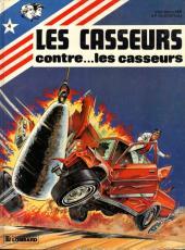 Les casseurs - Al & Brock -4a1981- Les casseurs contre...les casseurs