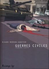 Guerres civiles -1- Première partie