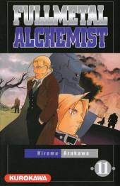 FullMetal Alchemist -11- La Stèle Sans Nom