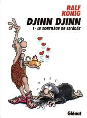 Djinn Djinn -1- Le Sortilège de Sa'âdât