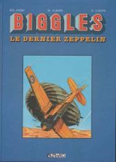 Biggles -7TT- Le Dernier Zeppelin