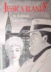 Jessica Blandy -20TT- Mr Robinson