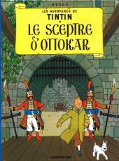 Tintin (Petit Format) -8- Le sceptre d'Ottokar