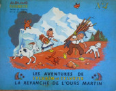 Sylvain et Sylvette (01-série : albums Fleurette) -4- La revanche de l'ours Martin