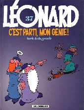 Léonard -37- C'est parti, mon génie !
