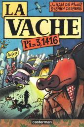 La vache -1- Pi=3,1416