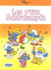 Les schtroumpfs -13PubEO- Les p'tits Schtroumpfs