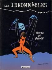 Les innommables (Premières maquettes) -97- Poupée de bronze