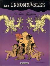 Les innommables (Premières maquettes) -53- Au lotus pourpre