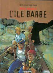 Sales mioches ! -2- L'île barbe