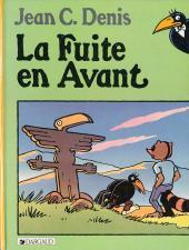 André le corbeau -3- La fuite en avant