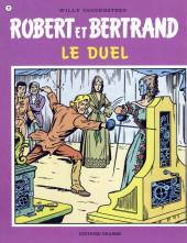 Robert et Bertrand -21- Le duel