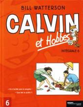 Calvin et Hobbes -INT06- Intégrale 6