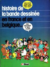 (DOC) Études et essais divers -a- Histoire de la bande dessinée en France et en Belgique... des origines à nos jours