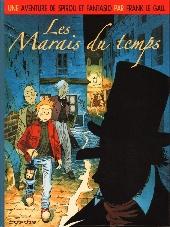 Spirou et Fantasio (Une aventure de.../Le Spirou de...) -2- Les Marais du temps
