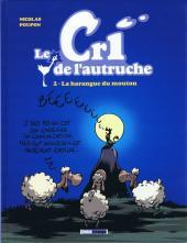 Le cri de l'autruche (2e Série - Couleurs) -2- La harangue du mouton