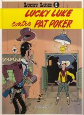 Lucky Luke -5c88b- Lucky Luke contre Pat Poker