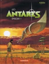 Antarès (Leo) -1- Épisode 1