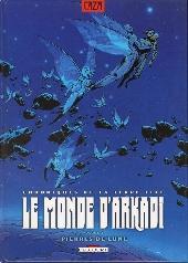 Le monde d'Arkadi -8- Pierres de Lune