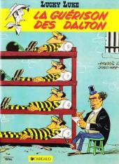 Lucky Luke (Pub et Pastiches) -44Total- La Guérison des Dalton
