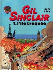 Gil Sinclair -1- L'île truquée