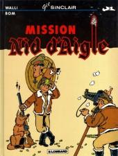Gil Sinclair -3- Mission nid d'aigle