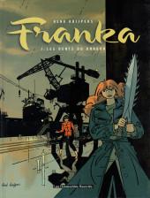 Franka (Les Humanoïdes Associés)  -1a- Les dents du dragon (1)