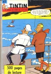 (Recueil) Tintin (Album du journal - Édition française) -47- Tintin album du journal
