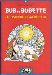 Bob et Bobette (Publicitaire) -Da10- Les Marrantes Marmottes