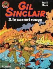 Gil Sinclair -2- le carnet rouge