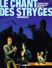 Le chant des Stryges -3- Emprises