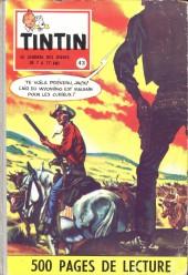 (Recueil) Tintin (Album du journal - Édition française) -43- Tintin album du journal
