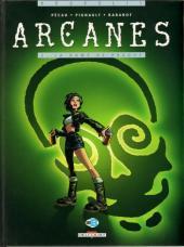 Arcanes -2- La dame de Prague