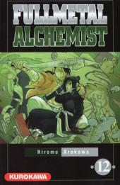 FullMetal Alchemist -12- La silhouette que l'on voit au loin
