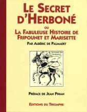 Fripounet et Marisette -HS1- Ou la fabuleuse histoire de Fripounet et Marisette