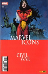 Marvel Icons (Marvel France - 2005) -25- La séparation