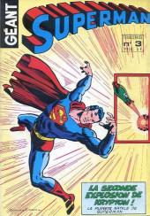 Superman Géant (Sagédition - 2e série) -3- Microwave revient