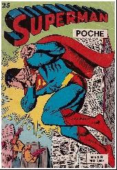 Superman (Poche) (Sagédition) -25- Les abracadabras de Mxyzptlk